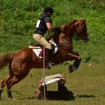 Ruby ad Heather at Spring Gulch Horse Trials May 2016